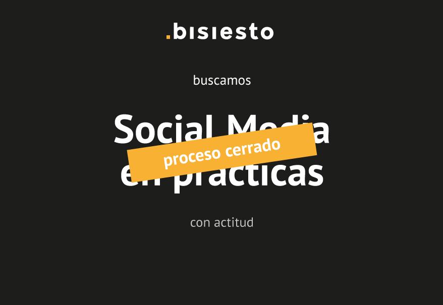 Social Media prácticas – Trabaja en Bisiesto